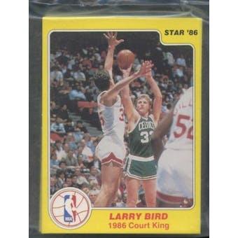 1986 Star Co. Basketball Court Kings Bagged Set
