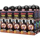 Wizkids Marvel HeroClix: Avengers Black Panther and the Illuminati Booster Brick (10 Ct.)