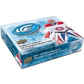 2017/18 Upper Deck Ice Hockey 20-Box Case- DACW Live 31 Team Random Break #1