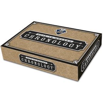 2018/19 Upper Deck Chronology Volume 1 Hockey Hobby 16-Box Case