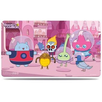 Ultra Pro Bravest Warriors Away Team Playmat (12 Count Case)