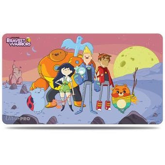 Ultra Pro Bravest Warriors Heroes Playmat (12 Count Case)