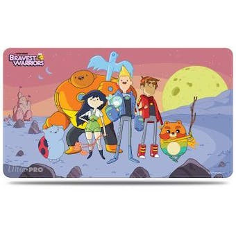 CLOSEOUT - ULTRA PRO BRAVEST WARRIORS HEROES PLAYMAT