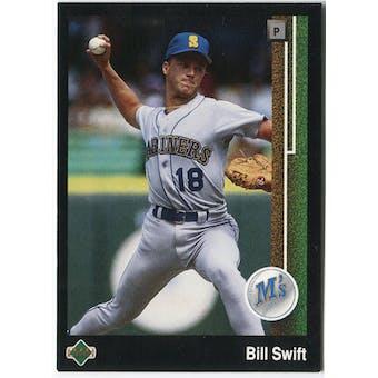 1989 Upper Deck Bill Swift Seattle Mariners #623 Black Border Proof