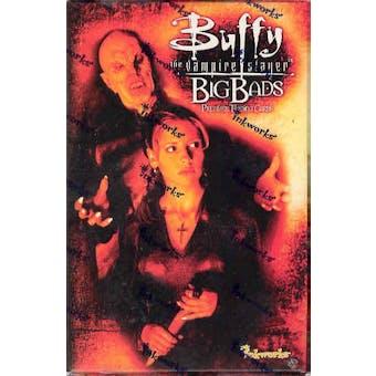 Buffy The Vampire Slayer Big Bads Hobby Box (2004 InkWorks)