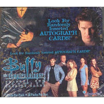 Buffy The Vampire Slayer Season 1 Hobby Box (InkWorks)