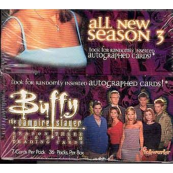 Buffy The Vampire Slayer Season 3 Hobby Box (InkWorks)