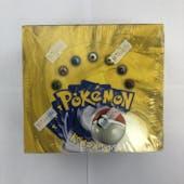 Pokemon Base Set 1 Unlimited Booster Box WOTC