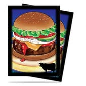 Ultra Pro Foodie Burger Standard Sized Deck Protectors (50 ct)