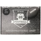 2021 Hit Parade Autographed 1st ROUND EDITION Football Jersey - Series 2 - Hobby 10 Box Case - Mahomes!!
