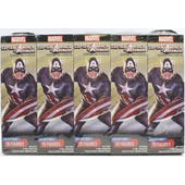 Marvel Heroclix: Captain America and the Avengers 2-Brick Case (Presell)