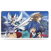 Ultra Pro Cardfight!! Vanguard Aichi's Blaster Blade vs Kai Playmat