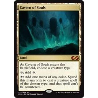 Magic the Gathering Ultimate Masters Single Cavern of Souls - NEAR MINT (NM)