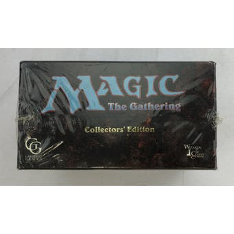 Magic the Gathering Beta Collector's Edition Gift Set - Sealed (EX-MT Box)