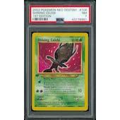 Pokemon Neo Destiny 1st Edition Shining Celebi 106/105 PSA 7