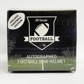 2021 Hit Parade Autographed College Football Mini Helmet Hobby Box -Series 2 - Aaron Rodgers & Kyler Murray!