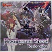 Cardfight!! Vanguard V: Phantasmal Steed Restoration Booster Box