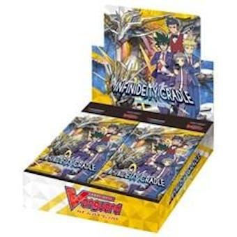 Cardfight!! Vanguard V: Infinideity Cradle Booster Box