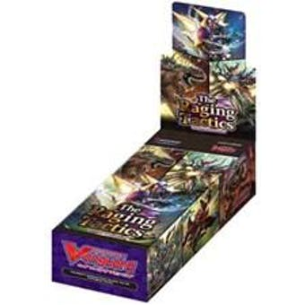 Cardfight!! Vanguard V: The Raging Tactics Extra Booster Box