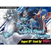 Cardfight!! Vanguard V: Aerial Steed Liberation Booster Box (Presell)