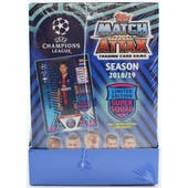 2018/19 Topps UEFA Champions League Match Attax Soccer Starter Box (8 Decks)