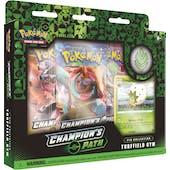Pokemon Champion's Path Pin Collection Series 1 - Turffield