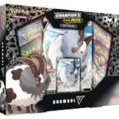 Pokemon Champion's Path Dubwool V 6-Box Case (Presell)