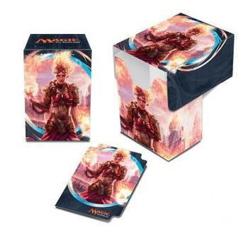 CLOSEOUT - ULTRA PRO CHANDRA, TORCH OF DEFIANCE DECK BOX - 60 COUNT CASE
