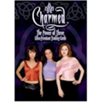 Charmed The Power of Three Hobby Box (2003 Inkworks)