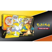 Pokemon Reshiram & Charizard-GX Figure Collection Box