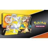 Pokemon Reshiram & Charizard-GX Figure Collection Box (Presell)
