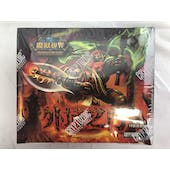 World of Warcraft Fires of Outland Booster Box CHINESE - US Server Spectral Tiger?
