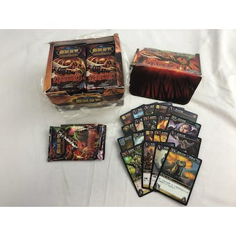 World of Warcraft Fires of Outland 23 Booster Pack LOT CHINESE (Customs opened box) US Server Spectral Tiger ?
