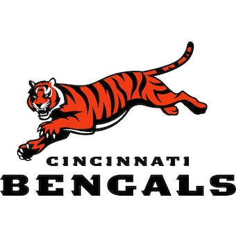 Cincinnati Bengals Officially Licensed NFL Apparel Liquidation - 520+ Items, $17,800+ SRP!