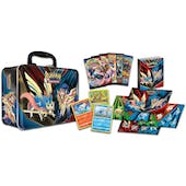 Pokemon 2020 Spring Collector 9-Chest Case (Presell)
