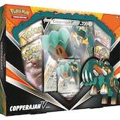 Pokemon Copperajah V 6-Box Case (Presell)