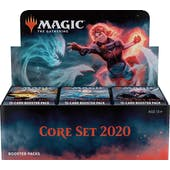 Magic the Gathering Core Set 2020 Booster 6-Box Case