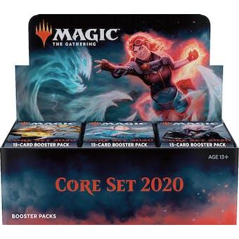 Magic the Gathering Core Set 2020 Booster Box