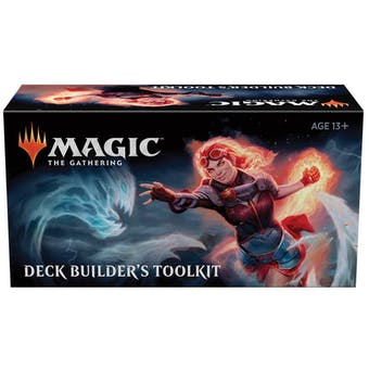 Magic the Gathering Core Set 2020 Deckbuilder's Toolkit 16-Box Case