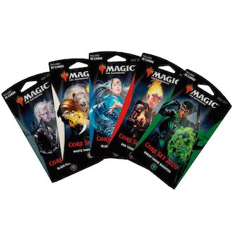Magic the Gathering Core Set 2020 Theme Booster Box