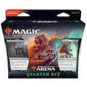 Magic the Gathering Core Set 2021 Arena Starter 12-Kit Box (Presell)