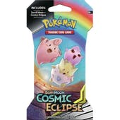 Pokemon Sun & Moon: Cosmic Eclipse Sleeved Booster Pack