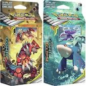 Pokemon Sun & Moon: Cosmic Eclipse Theme Deck Set of 2 (Presell)