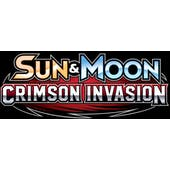 Pokemon Sun & Moon Crimson Invasion Near Complete Master Set (Normal and Reverse Holo)