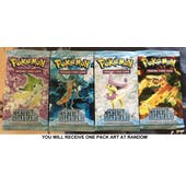 Pokemon EX Crystal Guardians SINGLE Booster Pack 57% weigh HEAVY