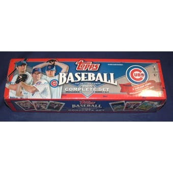 2005 Topps Factory Set Baseball (Box) (Chicago Cubs)