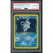 Pokemon Team Rocket Dark Blastoise 3/82 PSA 10 GEM MINT