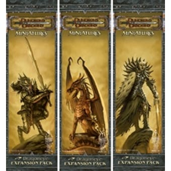 WOTC Dungeons & Dragons Miniatures DragonEye Booster Pack
