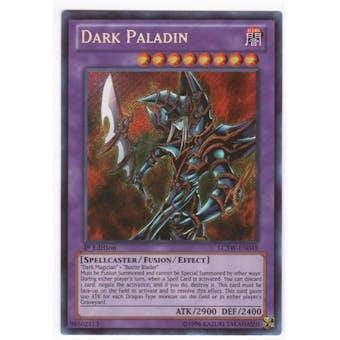 Yu-Gi-Oh Legendary Collection 3 Single Dark Paladin 1st Edition Secret Rare