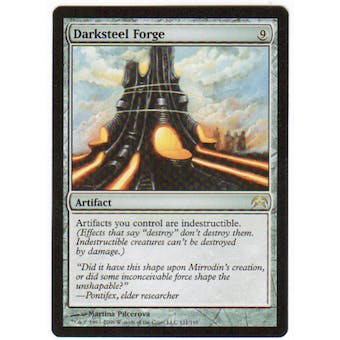 Magic the Gathering Planechase Single Darksteel Forge - NEAR MINT (NM)